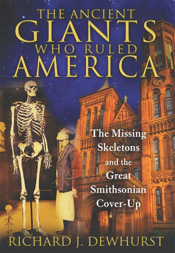 The Missing Skeletons and the Great Smithsonian Cover-Up